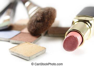 kosmetyki, charakteryzacja