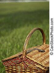 kosz, koszałka pikniku