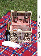 kosz, piknik