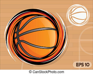koszykówka, ikona