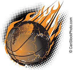 koszykówka, meteor