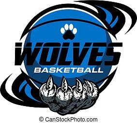 koszykówka, wolves