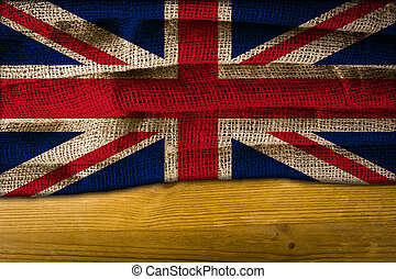 królestwo, krajowy, zjednoczony, kolor