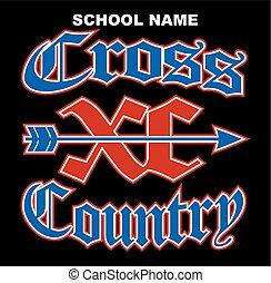 kraj, krzyż