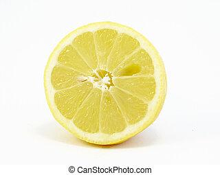 kromka, cytryna