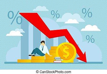 kryzys, świat, finansowy