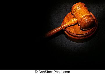 książka, prawo, prawny, gavel, sędzia