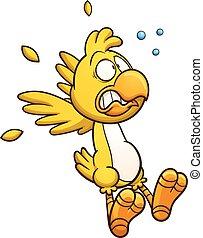 kurczak, poświęcony