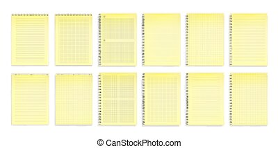 kwestia, papier, katalogi, żółty, kropkuje