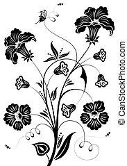 kwiat, projektować