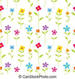kwiaty, struktura