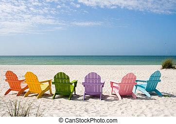 lato, plażowe zwolnienie