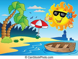 lato, temat, wizerunek, 4