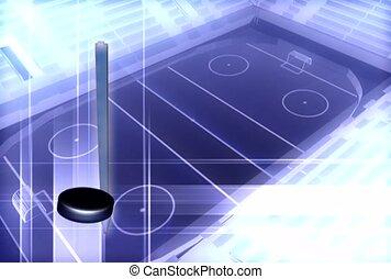 lekkoatletyka, gra, hokejowa pałka