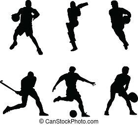 lekkoatletyka, piłka