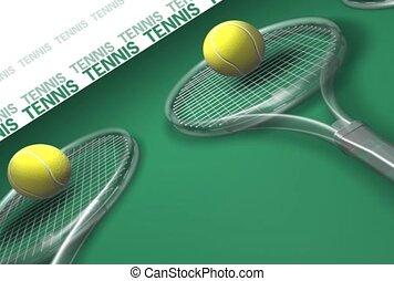 lekkoatletyka, rakieta, tenis