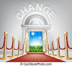 lepszy, pojęcie, zmiana