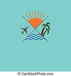logo, biuro podróży