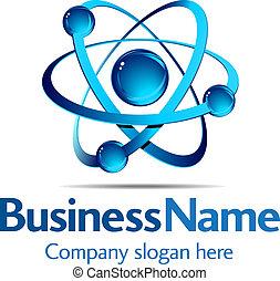 logo, dynamiczny
