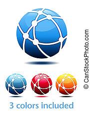 logo, handlowy