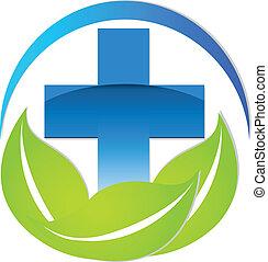 logo, medyczny znak