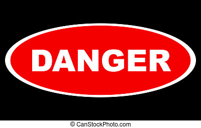 logo, niebezpieczeństwo