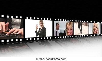 ludzie handlowe, 1, pas, film