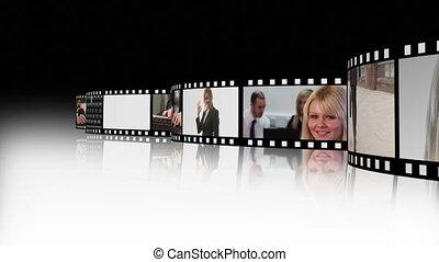 ludzie handlowe, pas, 2, film