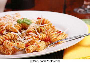 lunch, włoski