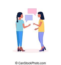 mówiący kobietami