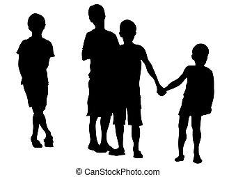 młodzi dzieci