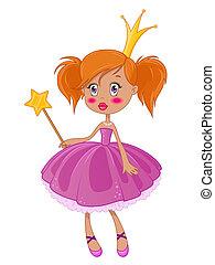 mała księżna