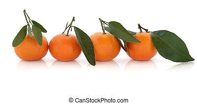 mandarynkowa pomarańcza, owoc