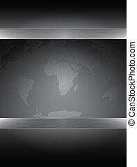 mapa tło, świat