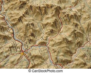 mapa, ulga