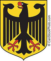 marynarka, niemcy, herb