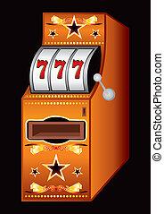maszyna, kasyno