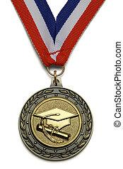 medal, skala