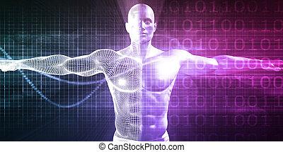 medyczna technologia