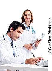 medyczny, doctors.
