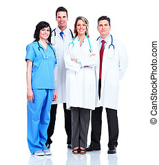 medyczny, group., leczy