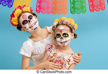 meksykanin, zmarły, dzień