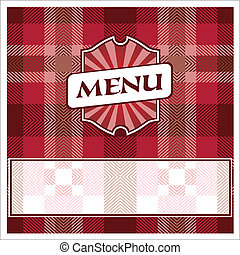 menu, projektować, karta