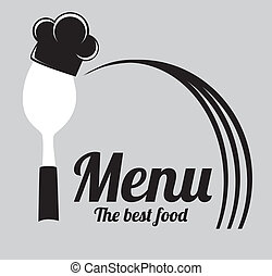 menu, projektować
