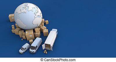 międzynarodowy, przewóz