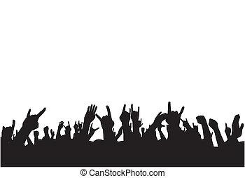 miłośnicy, koncert