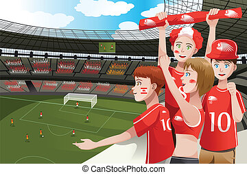 miłośnicy, stadion, lekkoatletyka
