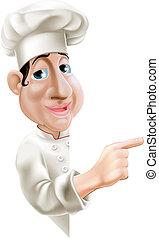mistrz kucharski, bok, spoinowanie