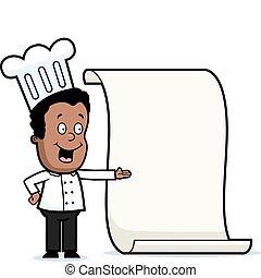 mistrz kucharski, menu, koźlę