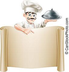 mistrz kucharski, menu, woluta